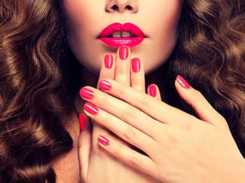 Pose vernis semi permanent